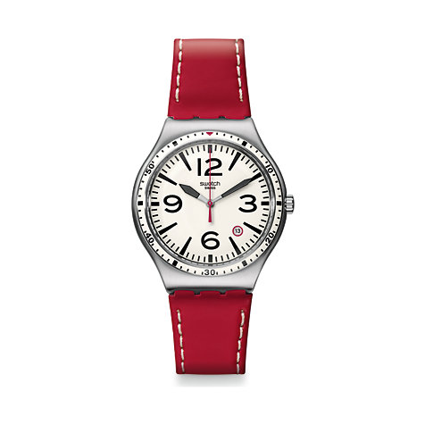 Swatch Herrenuhr Irony Big Classic YWS403