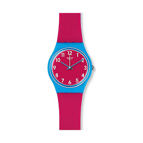 Swatch Damenuhr Lampone GS145