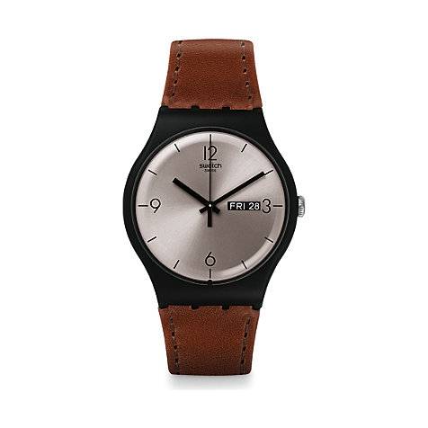 Swatch Herrenuhr Lonely Desert SUOB721