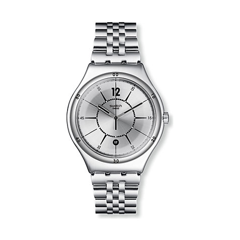 Swatch Herrenuhr Moonstep YWS406G