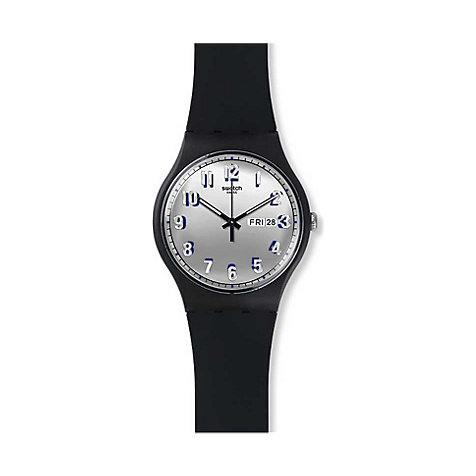 Swatch Herrenuhr Secret Service SUOB718