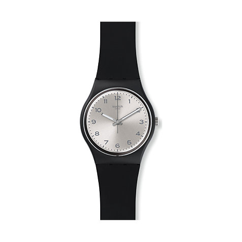 Swatch Herrenuhr Silver Friend Too GB287