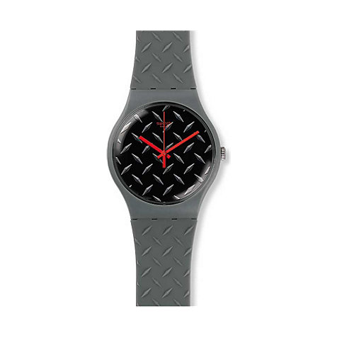 Swatch Herrenuhr Text-ure SUOM102