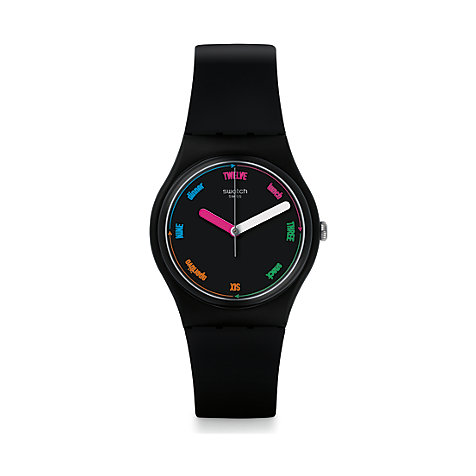 Swatch Herrenuhr The Strapper GB289