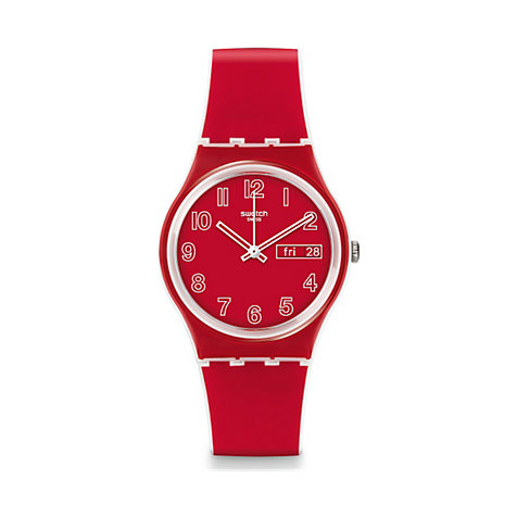 Swatch Unisexuhr Poppy Field GW705