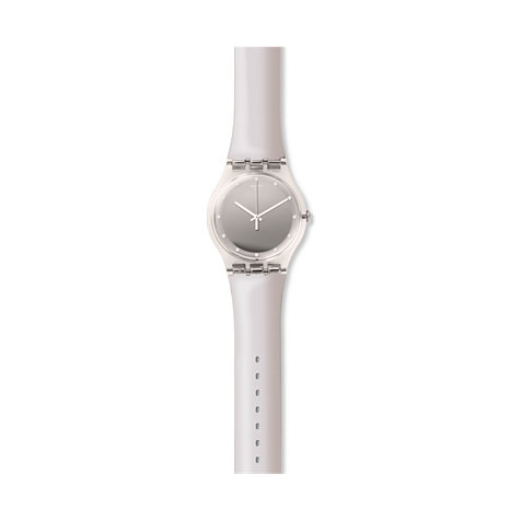 Swatch Unisexuhr Shiny Moon SUOK121