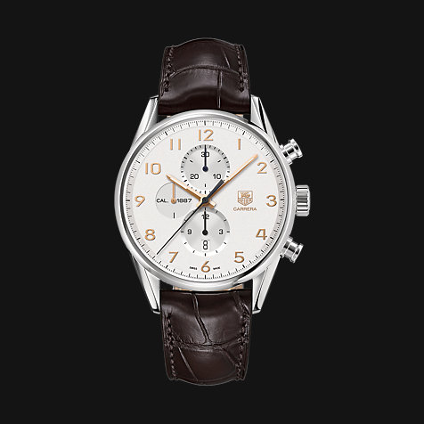 TAG Heuer Chronograph Carrera calibre 1887 CAR2012.FC6236