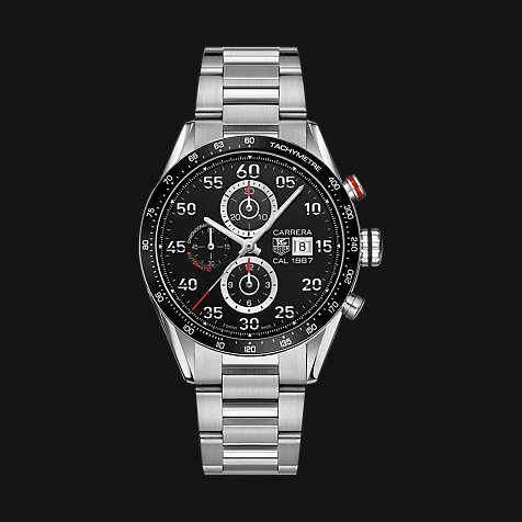 TAG Heuer Chronograph Carrera Calibre 1887 CAR2A10.BA0799