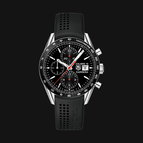 TAG Heuer Chronograph Carrera CV201AK.FT6040