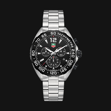 TAG Heuer Herrenchronograph F1 CAZ1110.BA0877