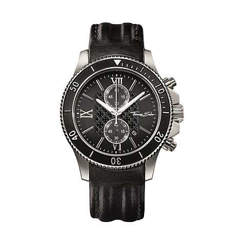 THOMAS SABO Herrenchronograph WA0199-203-203-44 MM