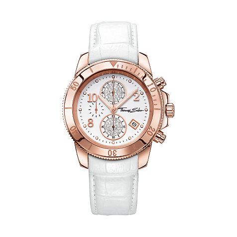 THOMAS SABO Chronograph WA0203-269-202-40 MM
