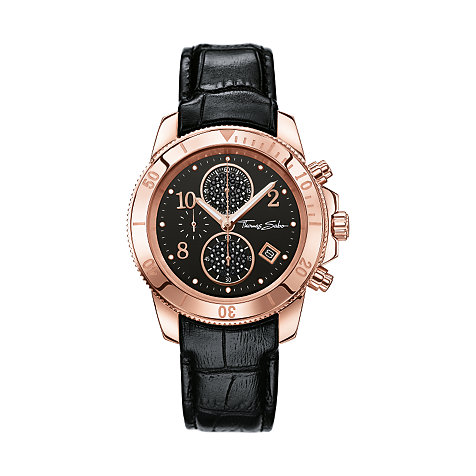 THOMAS SABO Chronograph WA0204-213-203-40 MM