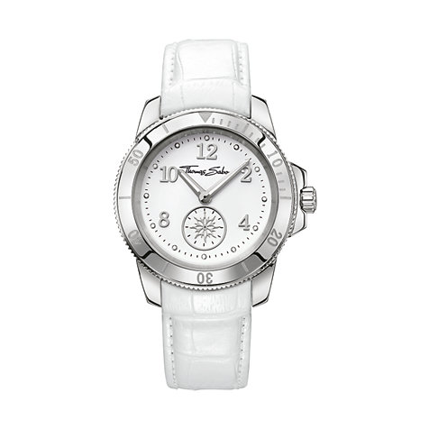 THOMAS SABO Damenuhr WA0207-215-202-40 MM