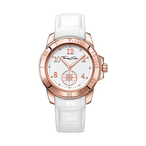 THOMAS SABO Damenuhr WA0208-269-202-40 MM