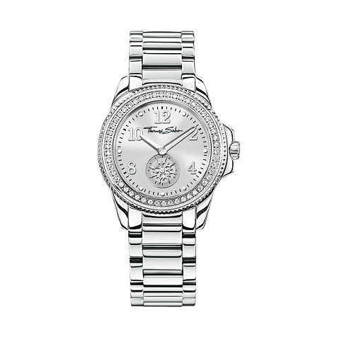 THOMAS SABO Damenuhr WA0235-201-201-33 mm