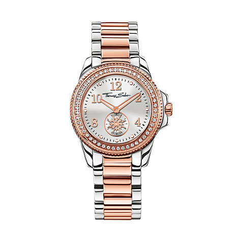 THOMAS SABO Damenuhr WA0236-272-201-33 mm