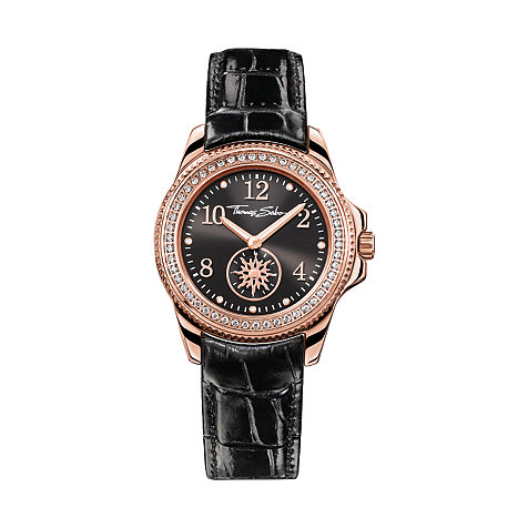 THOMAS SABO Damenuhr WA0237-213-203-33 mm