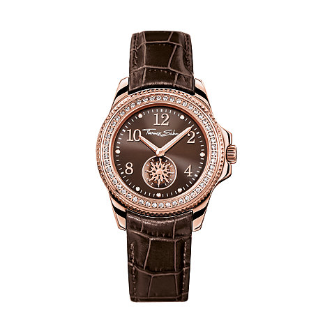THOMAS SABO Damenuhr WA0238-266-205-33 mm