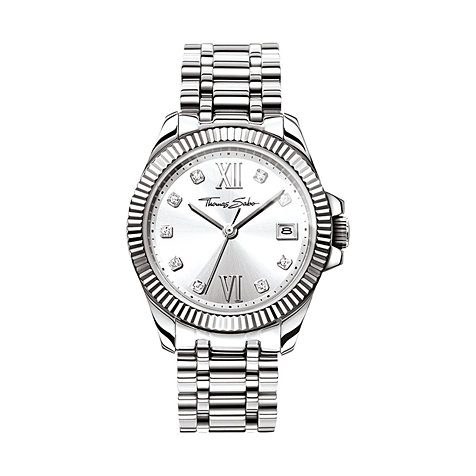 THOMAS SABO Damenuhr WA0252-201-201-33 mm