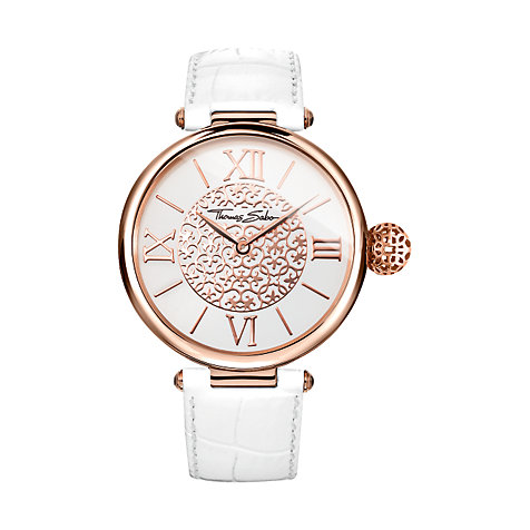 THOMAS SABO Damenuhr WA0256-269-202-38 mm