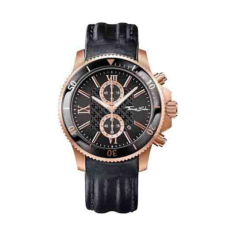 THOMAS SABO Herrenchronograph WA0189-213-203-44 MM