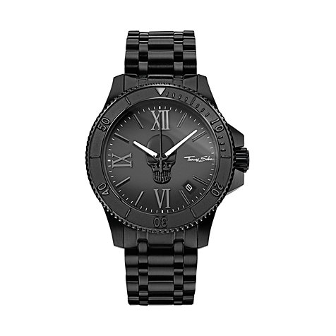 THOMAS SABO Herrenuhr WA0197-202-203-44 MM