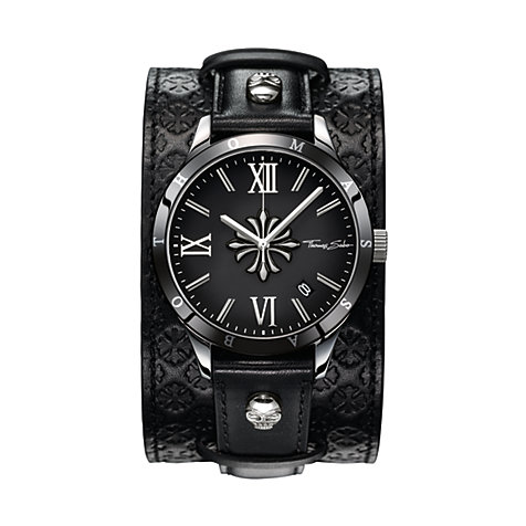 THOMAS SABO Herrenuhr WA0209-218-203-43 mm