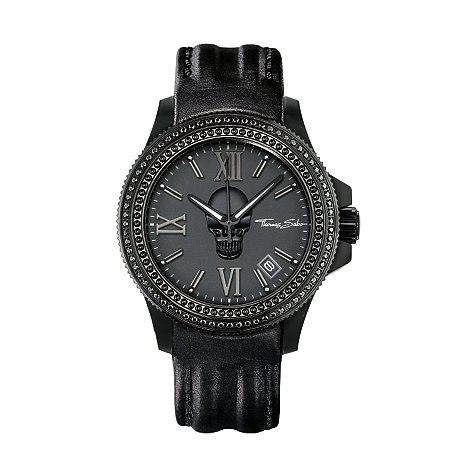 THOMAS SABO Herrenuhr WA0229-213-203-44 mm