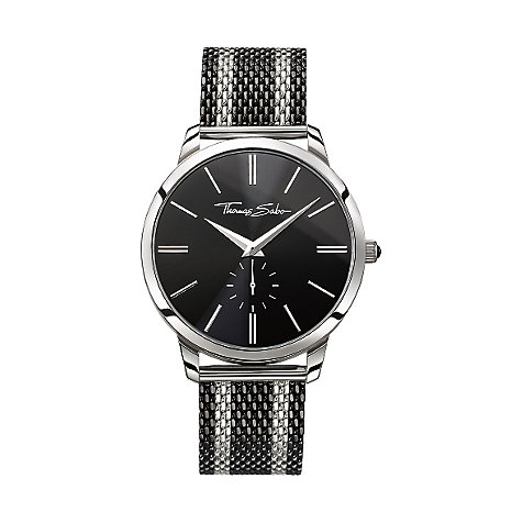 THOMAS SABO Herrenuhr WA0267-280-203-42 mm