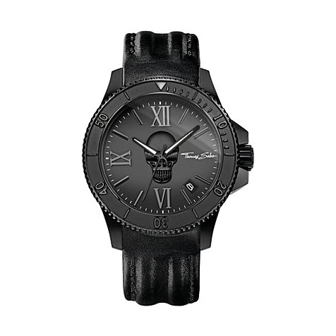 THOMAS SABO Herrenuhr WA0278-213-203-44 mm
