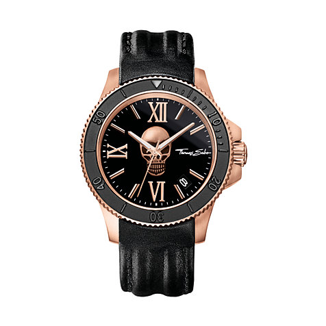 THOMAS SABO Herrenuhr WA0279-213-203-44 mm