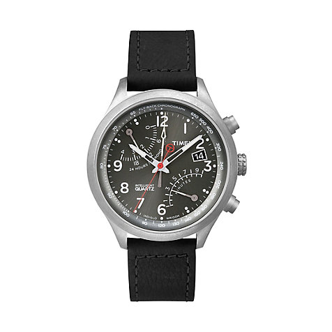 Timex Herrenchronograph Intelligent Quartz Fly T2P509
