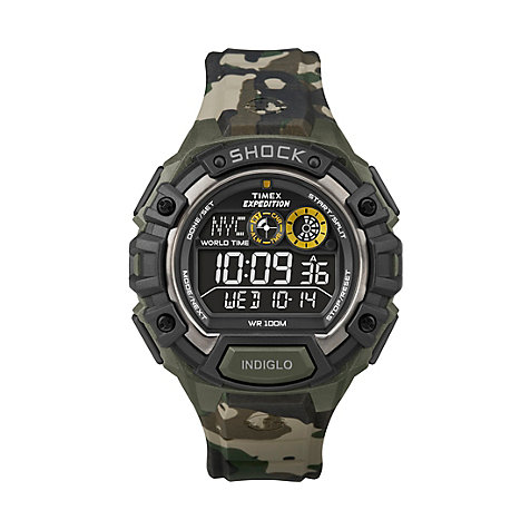 Timex Herrenuhr Expedition Global Shock T49971