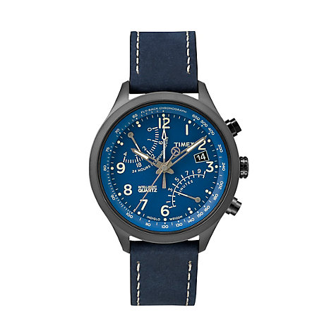 Timex Herrenuhr Fly-Back Chronograph T2P380