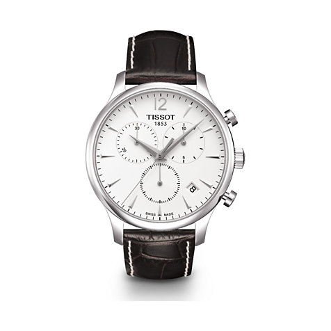 Tissot T-Classic Tradition T063.617.16.037.00 Herrenchronograph