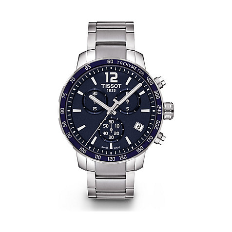 Tissot Herrenchronograph Quickster T095.417.11.047.00