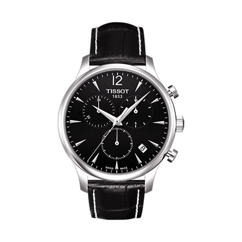 Tissot Herrenchronograph Tradition T0636171605700