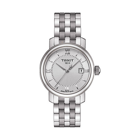 Tissot Damenuhr Bridgeport T0970101103800