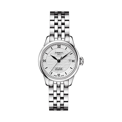 Tissot Damenuhr Le Locle Double Happiness T41118335