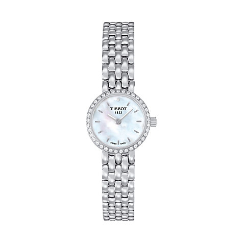 Tissot Damenuhr Lovely T0580096111600