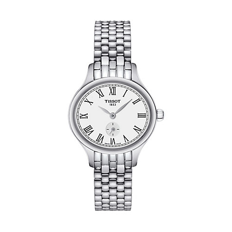 Tissot Damenuhr Small Lady Oval T1031101103300