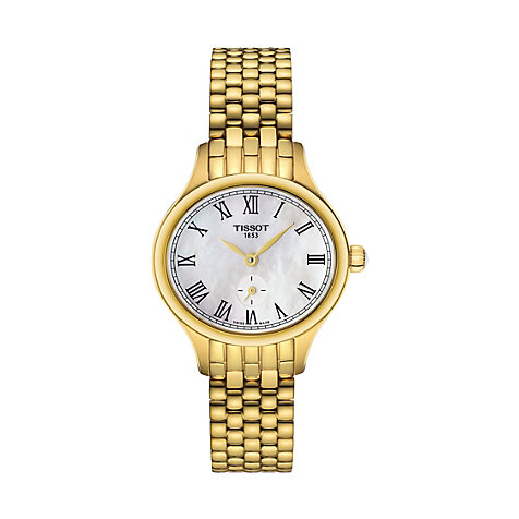Tissot Damenuhr Small Lady Oval T103.110.33.113.00