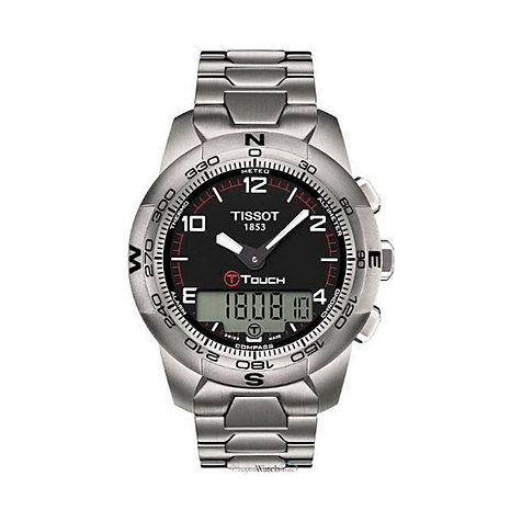 Tissot T-Touch II T047.420.44.057.00 Herrenchronograph