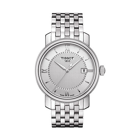 Tissot Herrenuhr Bridgeport T0974101103800