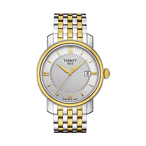 Tissot Herrenuhr Bridgeport T097.410.22.038.00