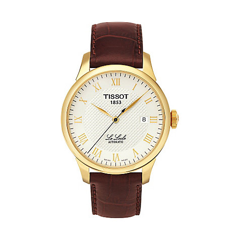 Tissot Herrenuhr Le Locle Automatic T41541373