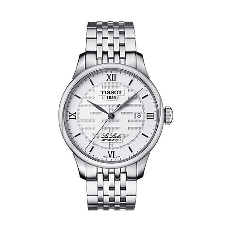 Tissot Herrenuhr Le Locle Double Happiness T41.1.833.50
