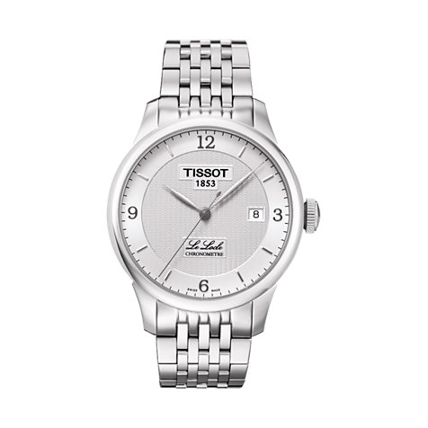 TISSOT Herrenuhr Le Locle T006.408.11.037.00 Chronometre
