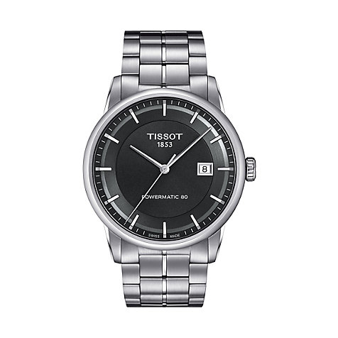 Tissot Herrenuhr Luxury T086.407.11.061.00 Automatik